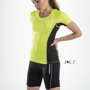 Sport kleding voor haar