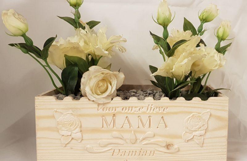 Plantenbak voor de liefste moeder