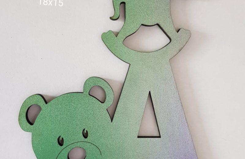 Alfabet letter